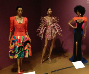 beauty and fashion in Africa