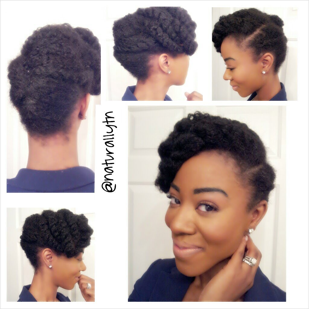 Hottest Ways To Style Your Natural Hair Okpeke Fashion Beauty