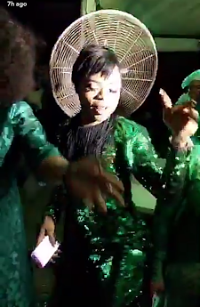 Photos From Bobrisky House Warming Party That Was Held In Lagos.
