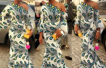 Latest Aso-ebi Styles You Can Rock This Weekend.