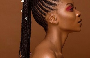 Beautiful African Hairstyles For Black Women.