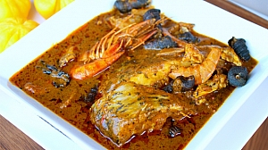 Embrace The South-South With Delicious Abak Atama Soup This Weekend.