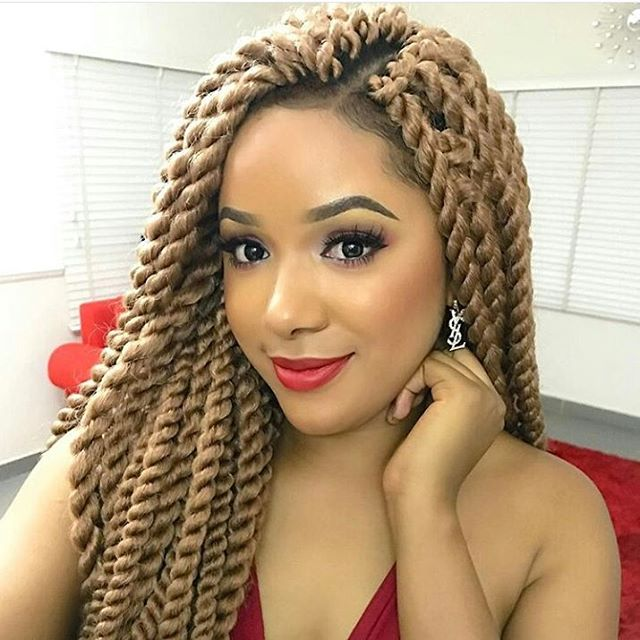 #Pepperdemgang# Hairstyles To Rock This Easter.