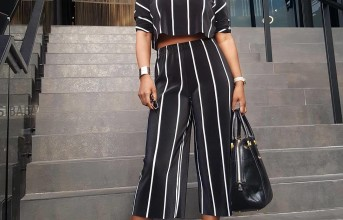 Street Style: Get On The Go With These Stylish Street Look.