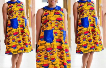 Trendy Ankara Styles That Is Perfect For You.