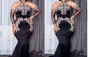 Long Gorgeous Gowns That Is Perfect For You This Season.