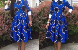 The Perfect Ankara Styles You Can Wear To Work.