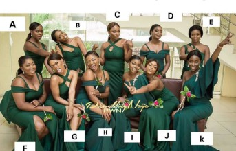 Tag Your Future Bridesmaids With These Gorgeous Bridal Inspirational Gowns.