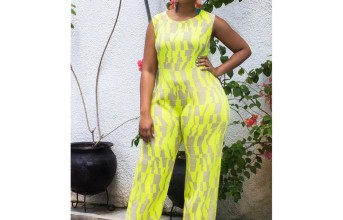 Get In Formation Ladies: This Is The New Fashion For Lovers Of Jumpsuit.
