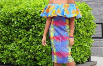 Welcome To The Season Of Rainbows: Rock These Colourful African Outfits For The Rainy Season