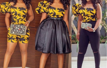 Casual Ankara Styles To Upgrade Your Fashion Style.