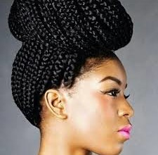 12 Unique Ways To Style Your Braids Which You Have Never Done Before (Video).