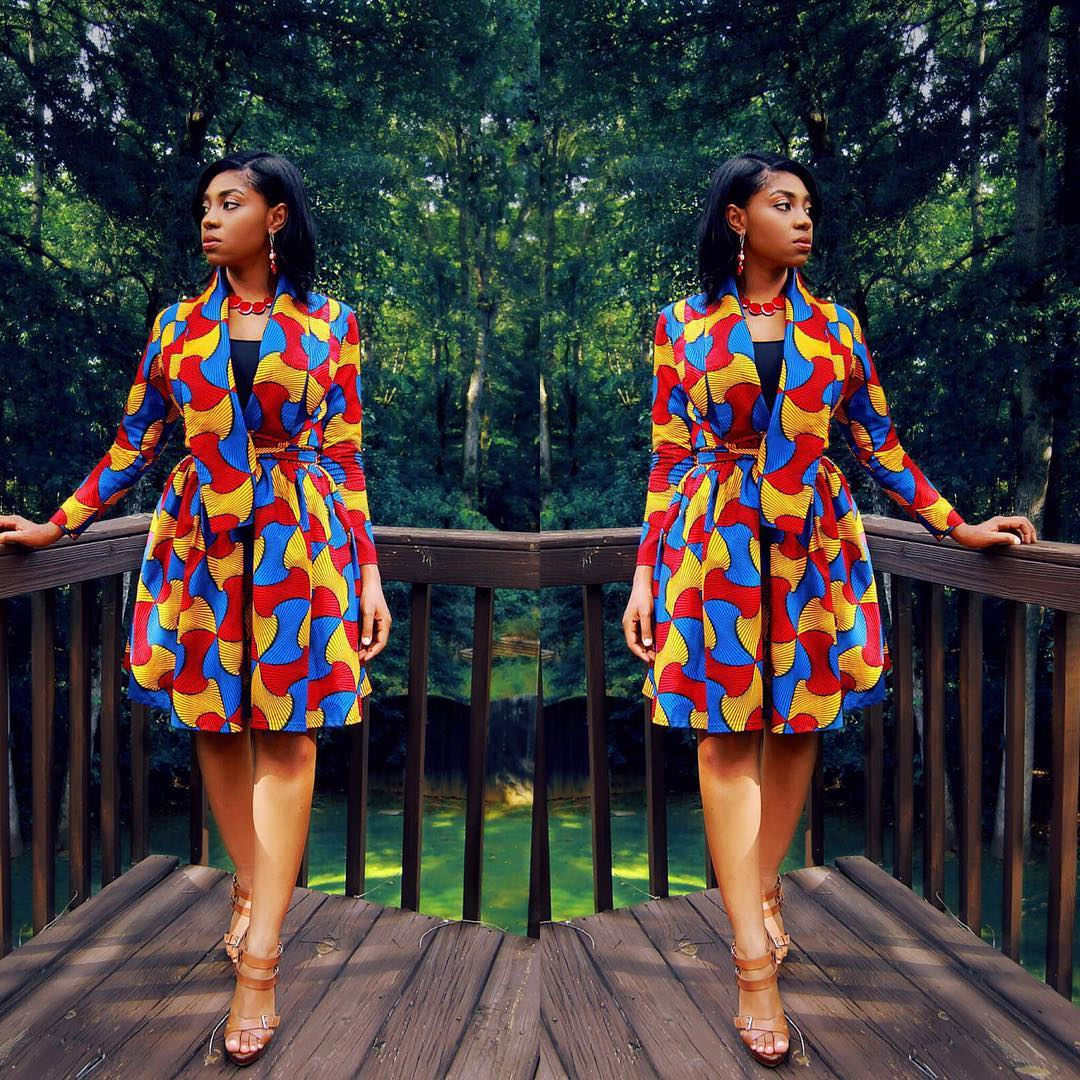 Beautiful Ankara Styles You Should Rock This Weekend.
