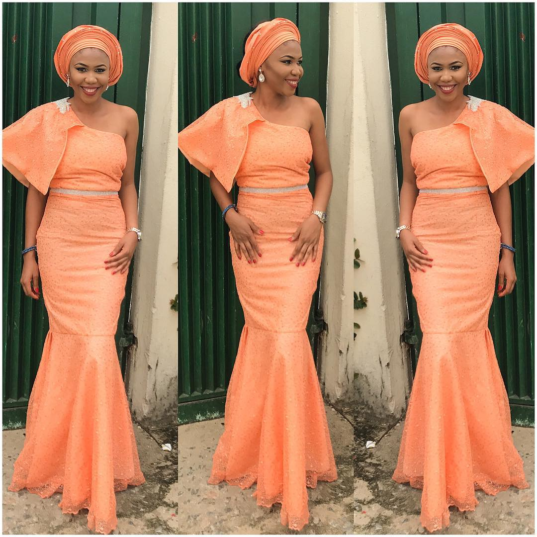 Trendy Aso-ebi Styles You Should See.
