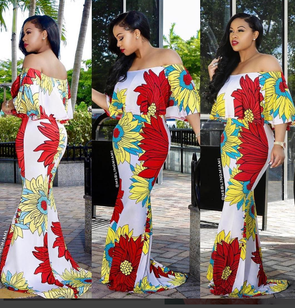Hot Ankara Gown Alert: Check In Here To See These Chic Styles ...