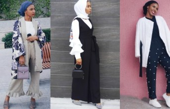 Styles From The Muslims Eld-El Fitri Celebration.
