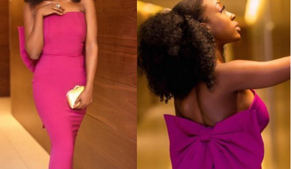 Body Fitted Gowns For African Women.