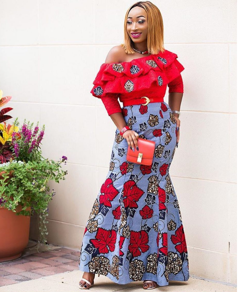 ankara gowns in Nigeria