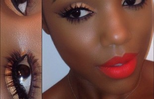 Beauty And Makeup: Full Face Tutorial Video.