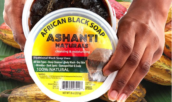 HOW TO MAKE BLACK SOAP