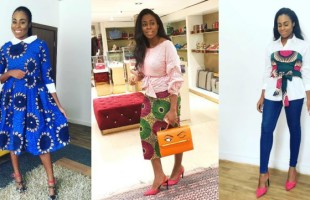 How To Perfectly Wear And Style Ankara.