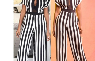 Stylish Jumpsuit That Would Fit Your Fashion Style.