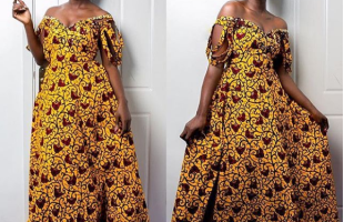 Check Out These Beautiful African Ankara Styles.