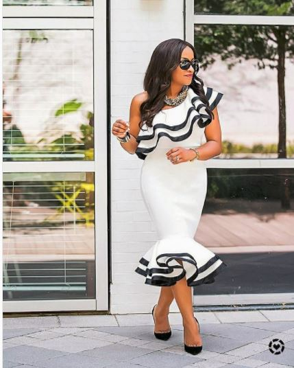 African Inspired Work Outfits You Need To See.