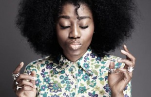 8 Nigerian Celebrities Who Dazzle With Their Natural Hair.