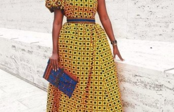 DIY: How To Make An Ankara Dress (Video).