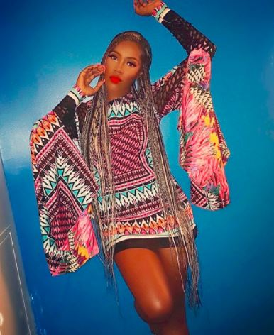 Tiwa Savage Rocks New Hairstyle: Yay Or Nay?