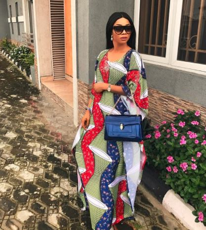 Check Out The Latest Celebrity Kaftan Styles.