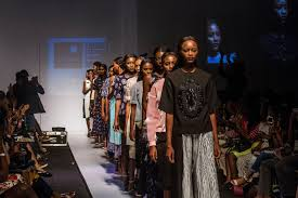 The Lagos Fashion and Ready-to-Wear Garment Exhibition 2017.