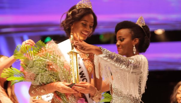 Winner of the Most Beautiful Girl in Nigeria (MBGN) 2017