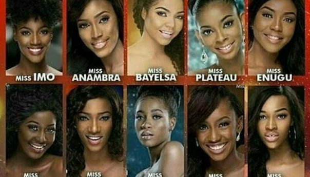 Most Beautiful Girl In Nigeria 2017 Contestants #MBGN2017 (Photos)