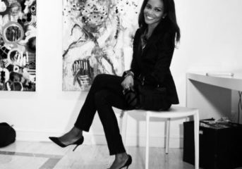 Agbani Darego-Danjuma Is A Beauty Icon In These New Photos.