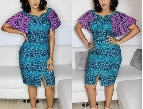 Beautiful Ankara Styles From The Past Weekend.