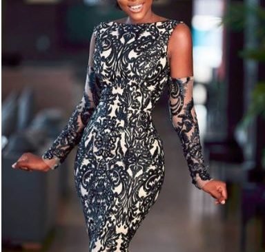 Beautiful African Inspired Fashion You Must See Now.