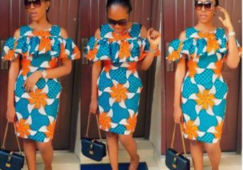 Ankara Styles You Need To Have That Would Suit Your Budget Type.