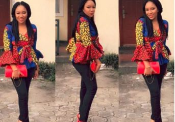 Fashionable Ankara Style You Can Slay To Work.
