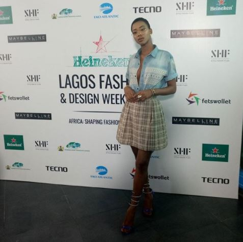 Get In Here And Check The Glitz And Glams From The Lagos Fashion U0026 Design  Week 2017. The Event Was The Lit Of The Weekend And Prominent Fashion Mogul  And ...