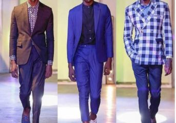 Photos From The Lagos Fashion And Design Week 2017.
