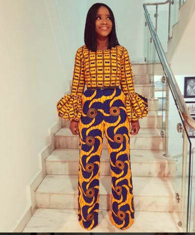 Weekend Styles Ankara Slayer Okpeke Fashion Beauty Health Portal Fashion Blogs In