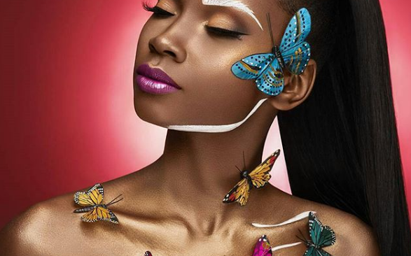 #OkpekeBeauty: New Make-Up Looks To Get You Inspired.