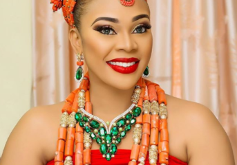 #EdoBride# Beautiful Traditional Marriage That Set The Internet In Glowing Sensation.