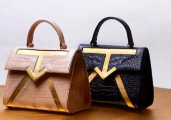 Toke Makinwa Launches Her Own HandBag #TM#