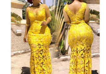 Asoebi Styles From The Past Weekend(Photos).