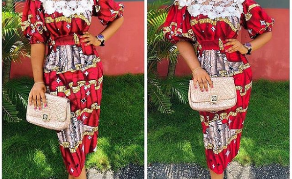 Hot Pick: Beautiful Ankara Styles For The Week(Photos).