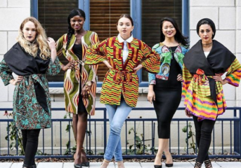 Mid Week Ankara Fashion; Women Empowerment Movement.