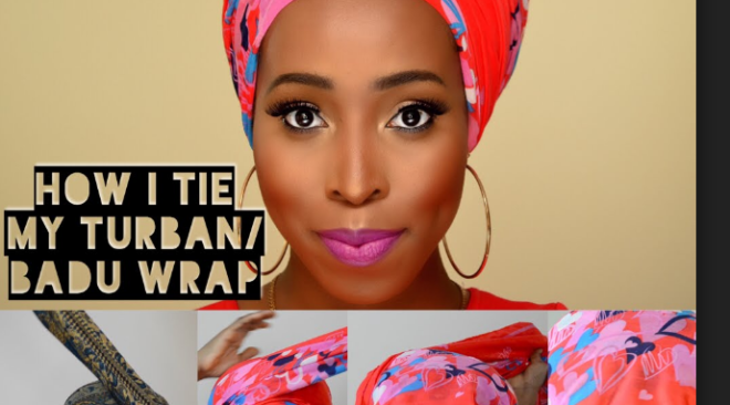 Perfect Turban Tutorial Styles (Video).